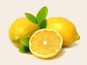 レモンをかけるとよい