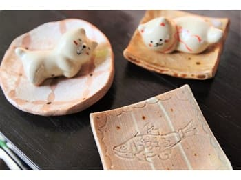 選べる陶芸体験
