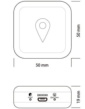 GPS BoT製品大きさ