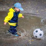 【キッズ・防水スニーカー】雨の日でも長靴を履きたくない小学生に!濡れずに履き心地もよいからこどもが快適
