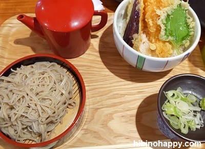 湯上り食堂「蕎麦と小天丼」