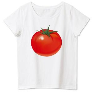 滝アナ着用トマトTシャツ